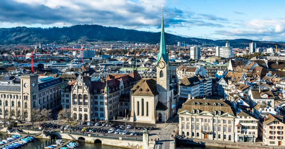 A Future-Oriented City: Why To Choose Zurich To Work Or Study