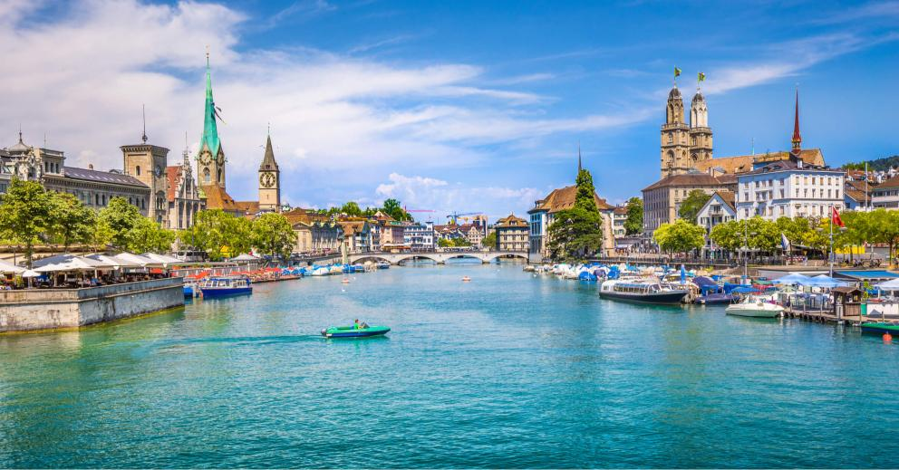 Zurich: One Of The Best Cities To Live And Work